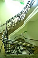 Hoover Building - London (nick.garrod) Tags: house building london stairs open staircase hoover hdr artizen lock05