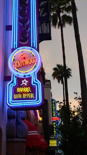 Hollywood Blvd. Shops