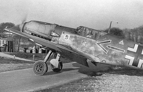 Warbird picture - Bf 109 E4