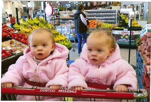 Fwd: Shopping with the twins....