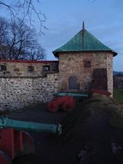 Canons at the Akerhus Fortress (berliner_jake) Tags: oslo norway akerhus