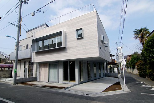 houseatnishiogi-f01,modern,house,design