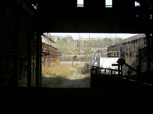 Ruin of a Blast Furnace