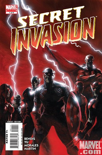 Secret Invasion de Dell'Otto