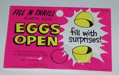 Fill 'n Thrill Eggs Open