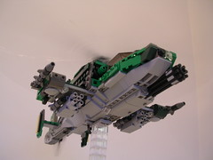 Another shot from below (Magnus-L) Tags: lego helicopter gunship cbu