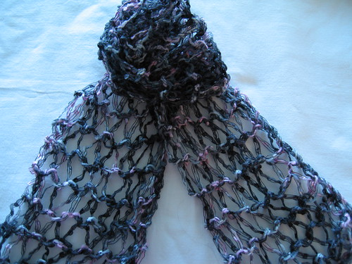 Mile-a-Minute Scarf 1