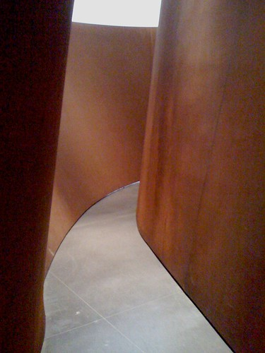 "Richard Serra's ""Band"""