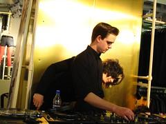 The Horrors DJing@H&M,Camden Crawl (Mii Yatogi) Tags: dj camden hm crawl horrors thehorrors