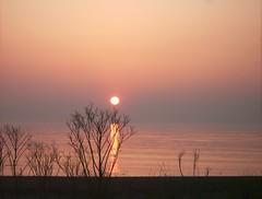 Snettisham sunset 008