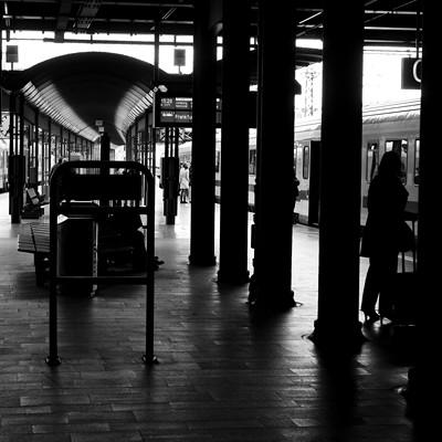 HBF Bahnsteig