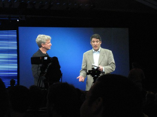 Kindle Photo of the Day 34: JavaOne 2008