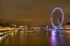 London Eye HDR