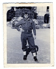 Pro pro zio (*Tom [luckytom] ) Tags: old italy man tom private soldier army italian uniform italia military uomo italiano uniforme ctm soldato militare esercito favcol luckytom