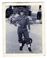 Pro pro zio (*Tom [luckytom] ) Tags: old italy man tom private soldier army italian uniform italia military uomo italiano uniforme ctm soldato militare esercito favcol luckytom