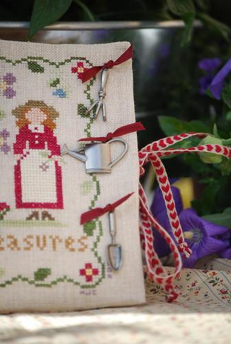 Garden Pleasures detalle