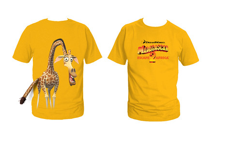21_Mad_2_Melman_Tail_Tee_Shirt