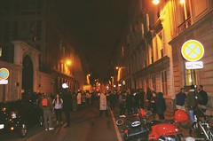 DSC_0291 (Camée Leon) Tags: alep aleppo syrie syria protest demo manifestation ambassade embassy candles bougies paris