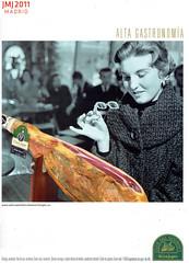 Club del Gourmet (Jusotil_1943) Tags: brochures travel folletos jamon