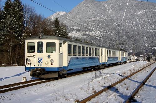 BZB Steuerwagen 213 Garmisch-Partenkirchen