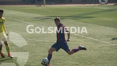 Liga Cadete. Villarreal CF 1-2 Levante UD (18/02/2017), Jorge Sastriques