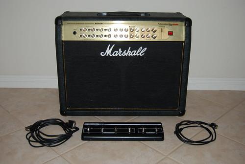 Marshall Guitar Amp - AVT 275
