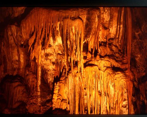 postumia - grotta - stalattiti