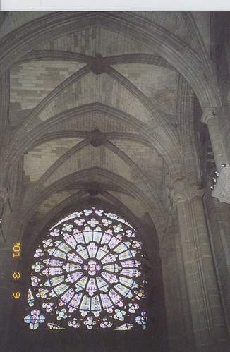 2001-03-09 Carcassonne France (l'eglise Saint Nazaire)