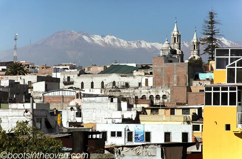 Across the Roofs of Arequipa