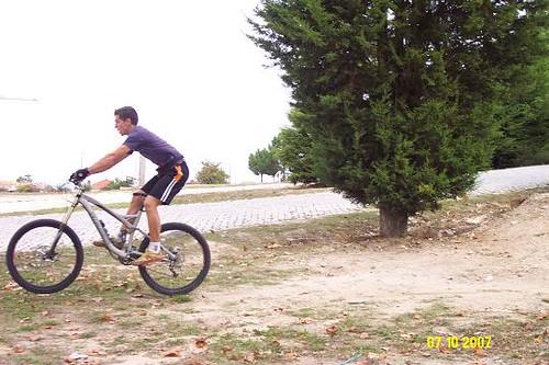 Downhill em Valdanta