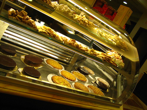 Nannini cakes and pastries
