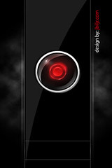 wallpaper-hal9000-iphone (JohnnyNines) Tags: 2001 wallpaper photoshop hal iphone hal9000 iphonewallpaper wallpaperwednesday iphonebackground
