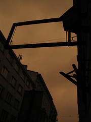 Lynch v. 3 (Hihnt) Tags: sky lynch clouds dark warsaw warszawa davidlynch daivd