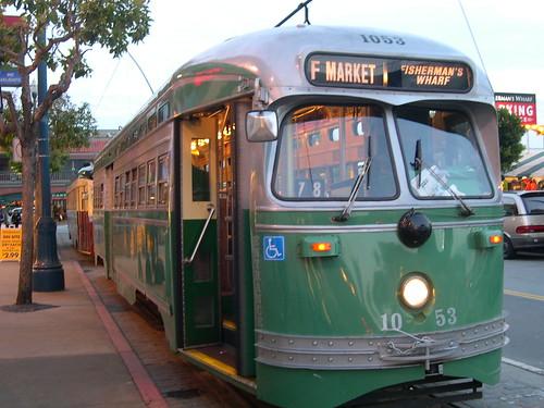 舊金山的公車