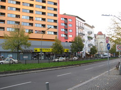 Schneberg, Berlin, Germany, Oct 2007 (Gig Harmon) Tags: street berlin germany schneberg