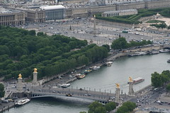 Paris - Place de la Concorde, Pont Alexandre III (alexandru_iordan) Tags: paris france placedelaconcorde