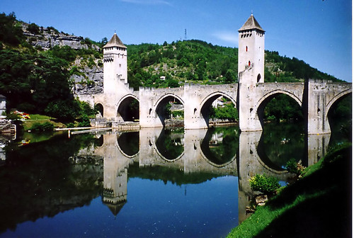 Cahors in France por eleda 1.