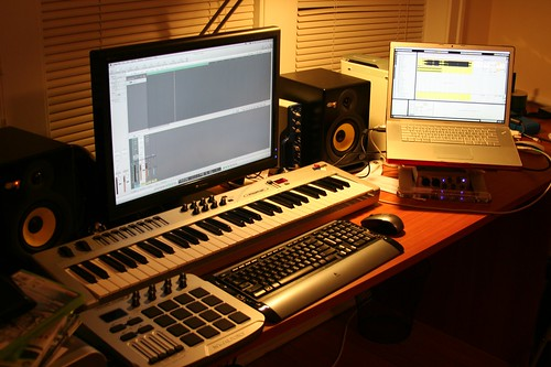 Home Studio Mac