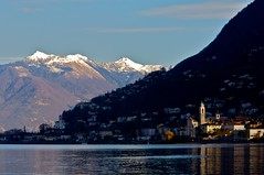 luce invernale (mbeo) Tags: schweiz switzerland ticino foto suisse natura ombre explore photograph locarno luci svizzera inverno paesaggi soe posti lagomaggiore viragambarogno locarnese mbeo