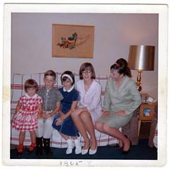 Five Davis kids