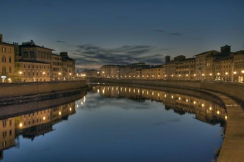 HDR Arno Noche