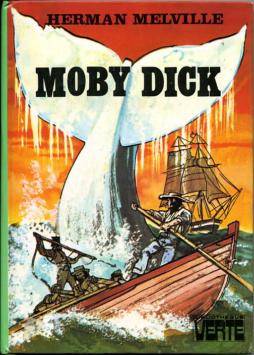 Moby Dick by, Herman MELVILLE