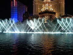 las vegas bellagio fountain