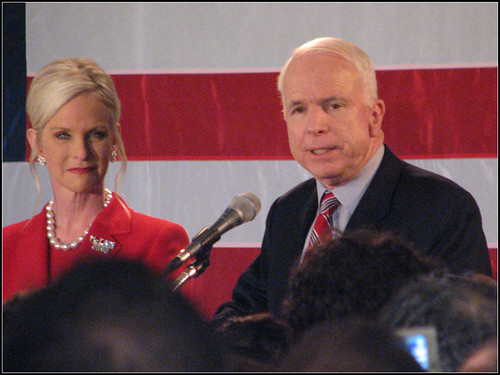 McCain Wins NH