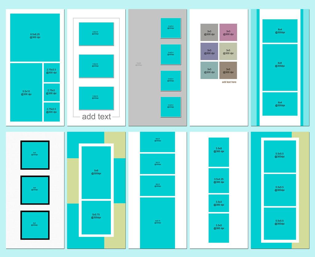 Storyboard Template Vertical 10x20 Vertical Storyboards