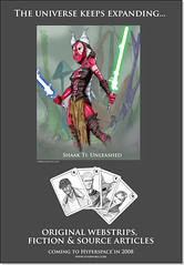 Shaak Ti Unleashed