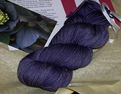 Lenten Rose yarn