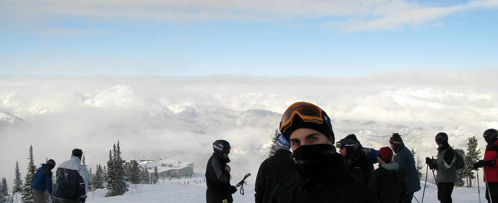 Life at 7500 feet