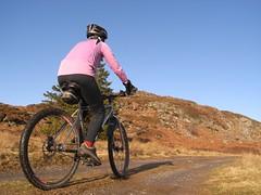 Loch Ordie 080213 (Geoff Johnson) Tags: mtb dunkeld lochordie