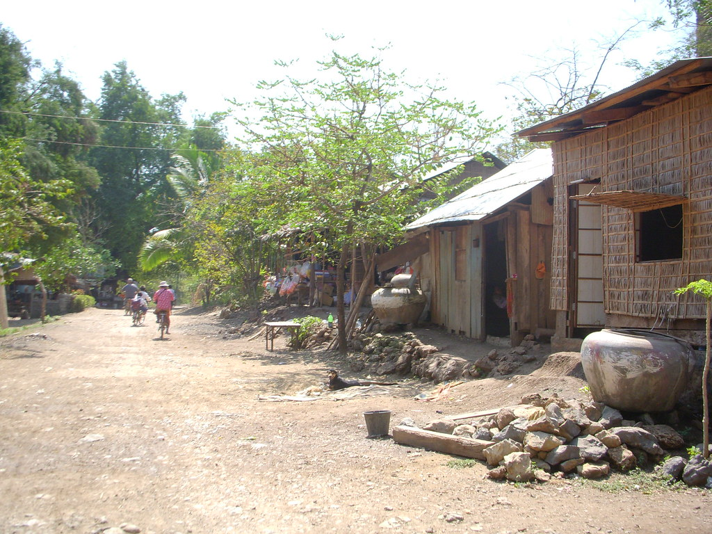 aldea de Wat Phnom Sempau